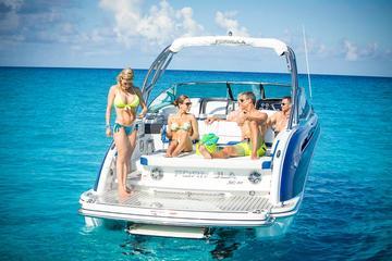 8-hour Private Snorkel Tour to EL Cielo Cozumel