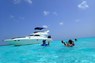 Excursión privada de 5 horas de buceo de superficie en yate de lujo...