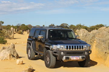 Pinnacles Hummer 4WD Day Trip from Perth Including Moore River and...