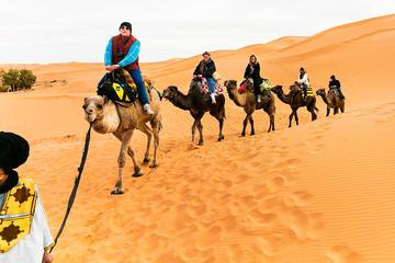 Private 2-Night Erg Chebbi Sahara Desert Tour from Marrakech