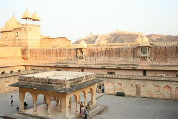 Jaipur and Amber Heritage Trail Tour