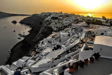 Private Half-Day Tour of Santorini North Side