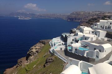 Recorrido de medio día de la parte sur de Santorini