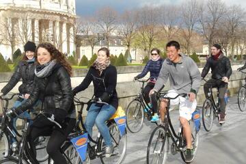 Fietstour langs de geheimen van Parijs