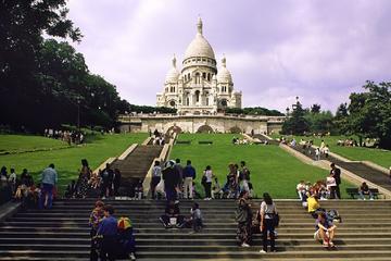 Paris: Spaziergang durch das Viertel...
