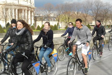 Visite Les Secrets de Paris en vélo