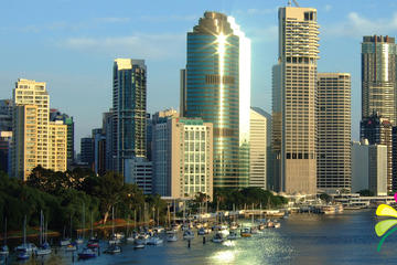 Brisbane City Sights and South Bank Day Trip from Gold Coast