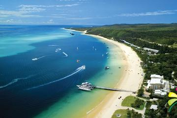 Moreton Island and Tangalooma Day Cruise from the Gold Coast with...