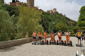 Segway-Tour durch Granada in die Viertel Albaicin und Sacromonte