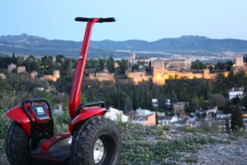 Visita a Granada en Segway por el Albaicín y el Sacromonte