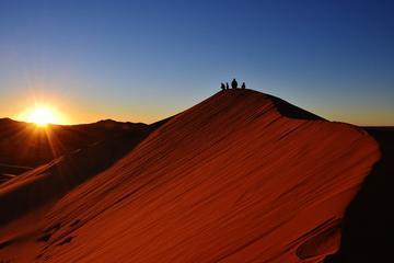 Übernachtung-Kamelritt-Tour zu Sahara...