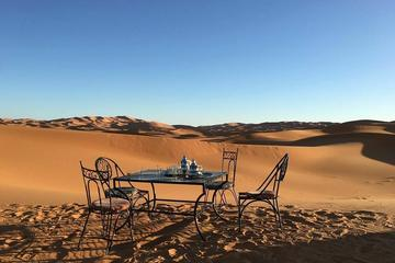 Circuit privé: traversée du désert...