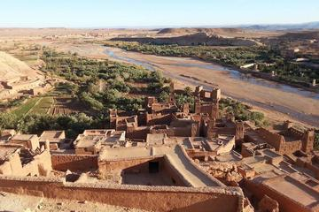 Marokkaanse woestijn 3-daagse tour vanuit Marrakech