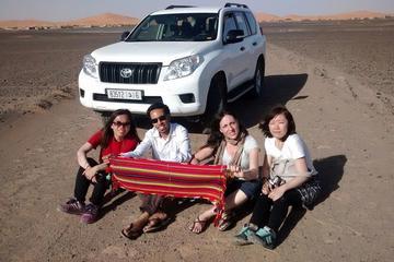 Private Sahara-Entdeckungstour von Marrakesch nach Fez im Geländewagen