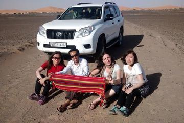 Tour privato di 3 notti alla scoperta del Sahara da Marrakech a Fez