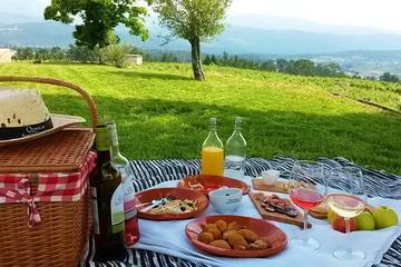 Circuits des vins et pique-nique régional dans un domaine de Vinho...