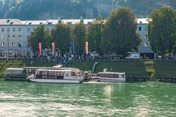 Amphibious City Tour by Land and River In Salzburg