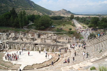 Private Half-Day Archaeological Ephesus Tour From Kusadasi