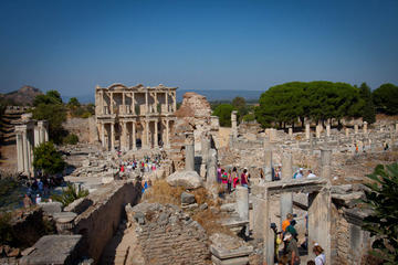 Private Tour: Full-Day Ephesus Highlights from Izmir