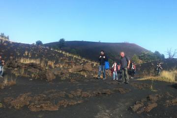 Mount Etna Half-Day Tour from Taormina and Surroundings