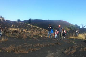 Mount Etna Half-Day Tour