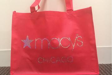 Macy's Chicago Holiday Shopper at Macy's State Street