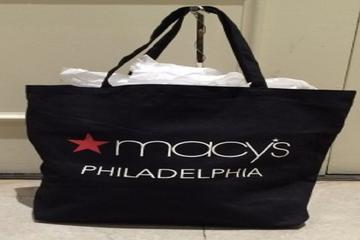 Macy's Star Shopper at Macy's Center City Philadelphia