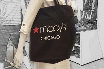 Macy's Star Shopper at Macy's State Street in Chicago