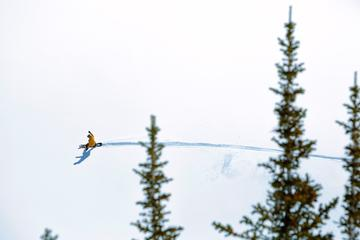 Adult Snowboard Rental Package for