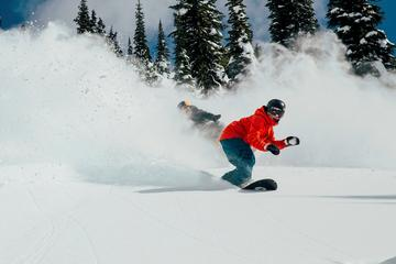 Day Trip Demo Snowboard Rental Package for Park City near Salt Lake City, Utah