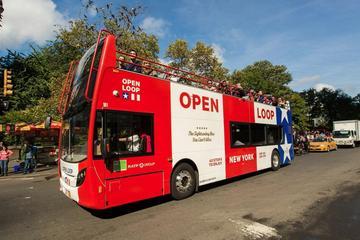Ticket für New York-Hop-on-Hop-off-Busse auf allen Strecken und...