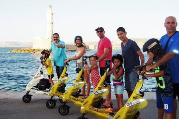 Chania City Trikke Tour - An...