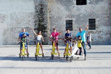 Private Tour: Chania Old Town Trikke Tour
