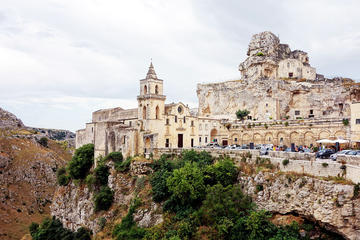 Guided Tour Sassi di Matera: I Due Sassi and the Rupester Churches