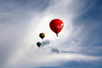 Romantic Hot Air Balloon Flight in...