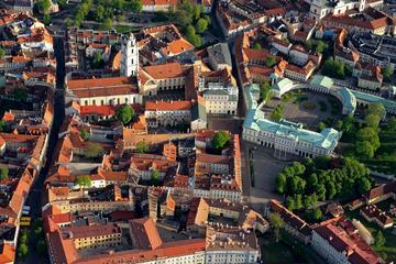 Romantic Hot Air Balloon Flight in Vilnius