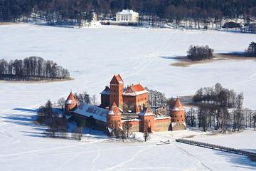 Vilnius Winter Flight In Hot Air...
