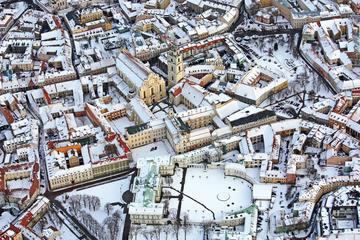 Vilnius Winter Flight In Hot Air Balloon