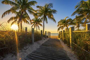 Viagem diurna a Key West com bonde...