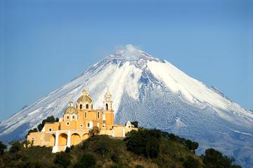 Excursión de un día a Cholula desde Puebla incluida la Gran Pirámide