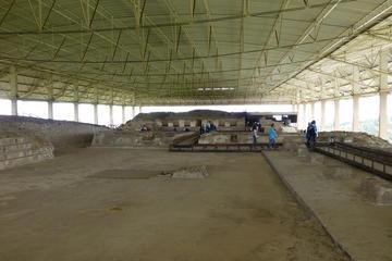 Sítio arqueológico de Cacaxtla e dia...