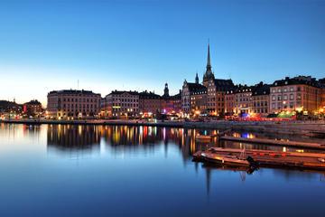 Tour a piedi serale di Stoccolma con