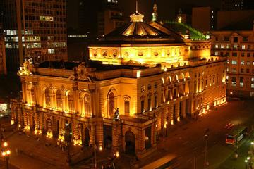 Vida nocturna de São Paulo