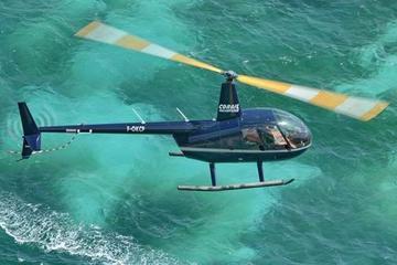 Landausflug auf St Maarten: Besichtigung der Insel mit dem Helikopter