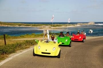 Sightseeingtour per buggy over Sint Maarten