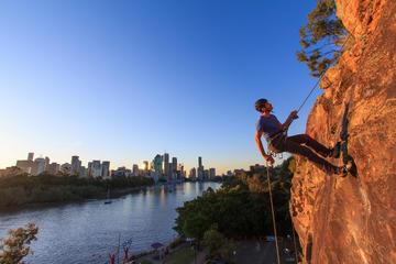 Brisbane Sunset Abseil