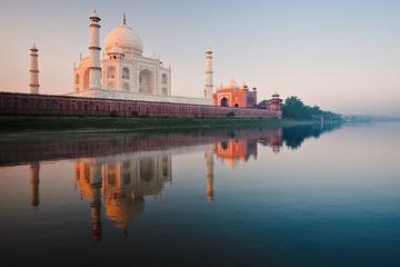 Full Day Local Agra-Taj Mahal , Agra Fort , Baby Taj , Mehtab garden tour
