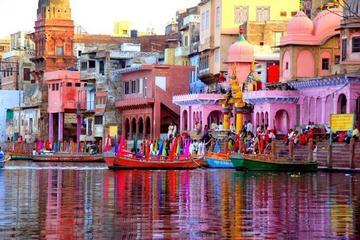 Krishna Birth Place & Taj Mahal Tour