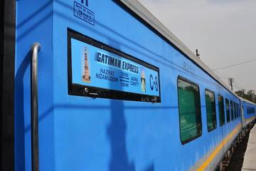 Train Station to Train station- Gatimaan Express or Shatabdi Express