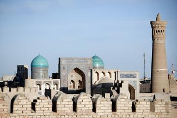 4-Day Pearls of Uzbekistan Tour